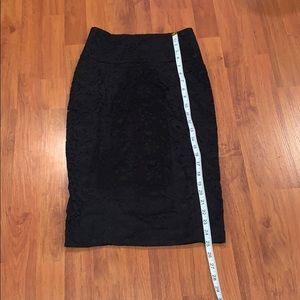 Express skirt 00
